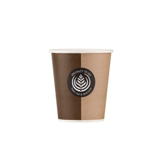 KAFFEBEGER 25CL 80STK COFFEE TO GO