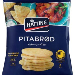 PITABRØD FINE 6STK HATTING