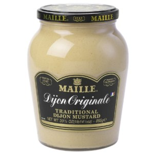 Dijon Sennep Orginal 865g Maille