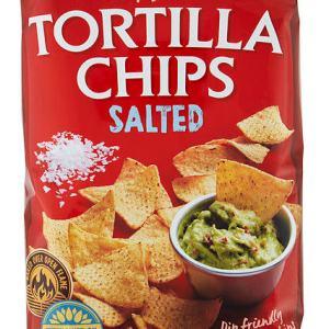 TORTILLA CHIPS SALT 475G SANTA MARIA