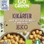 KIKERTER ØKOLOGISK 380G GOGREEN