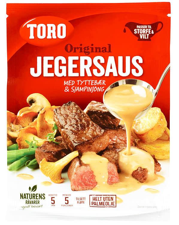 JEGERSAUS 42G TORO