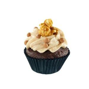 Mini Popcorn Cupcake
