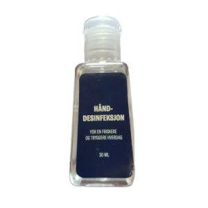hånddesinfeksjon 30 ml