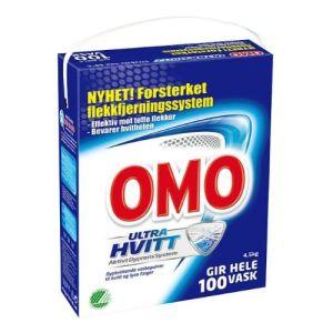 OMO ULTRA HVITT 4,5KG