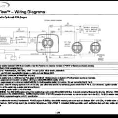 Code Alarm Elite 1100 Wiring Diagram Arb Air Locker The Powerview Pv101 C Is A Powerful Multifunction Display That Diagrams Literature