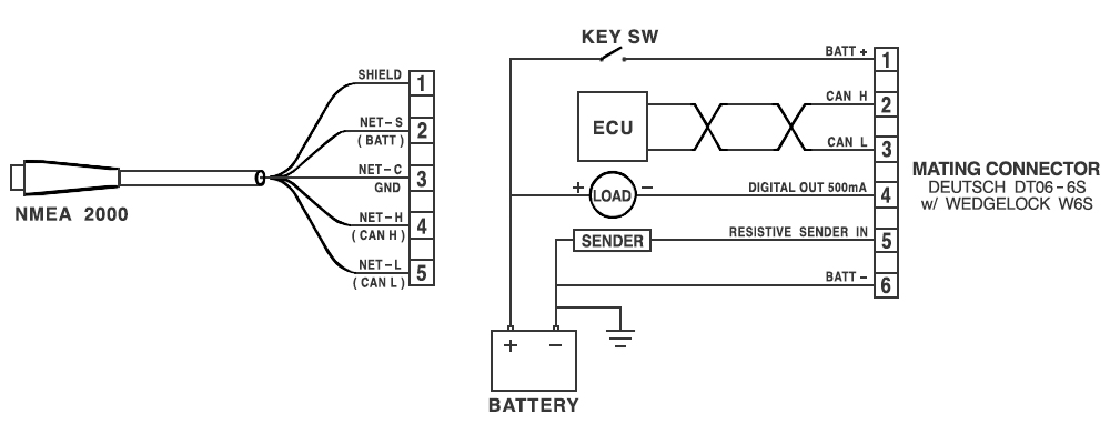 murphy powerview wiring diagram