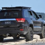 Uneek 4x4 Wk2 Grand Cherokee Roof Rack Murchison Products 07 3205 5011 Brisbane Jeep Ram Service Centre And Aftermarket Parts Specialists