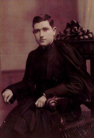 El padre Vicente Montserrat