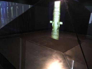 El Museo Nacional de Arqueología Subacuática ARQUA incorpora un holograma del cañón Santa Bárbara a su exposición temporal sobre el yacimiento de 'las Mercedes' - 1, Foto 1