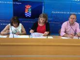 El Ayuntamiento de Molina de Segura firma un convenio de colaboración con la Plataforma de la Inmigración de la localidad