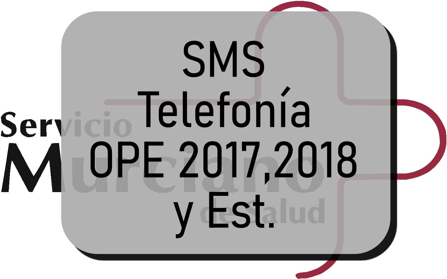 OPE SMS Telefonía