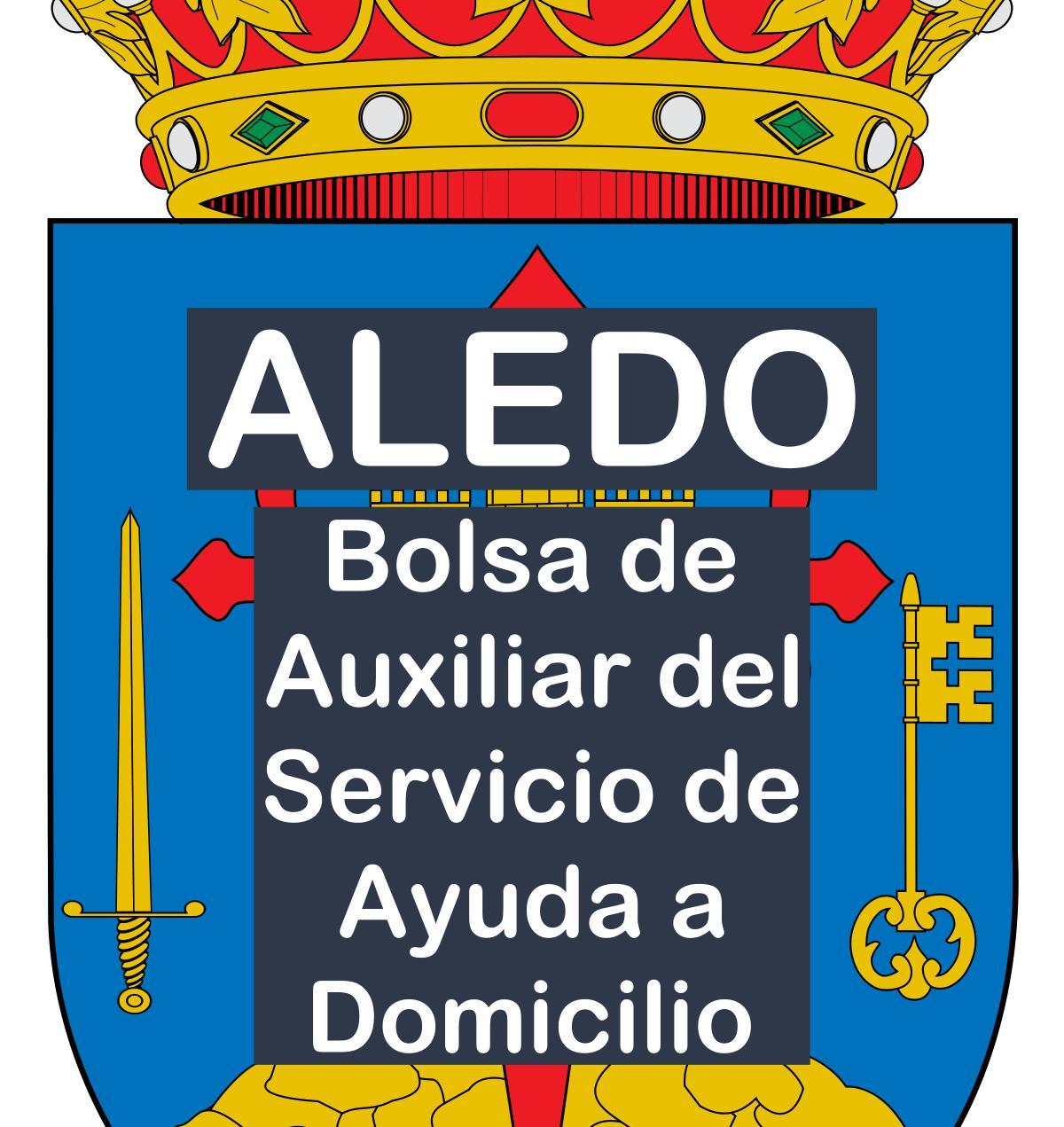 1 bolsa de auxiliar del servicio de ayuda a domicilio en Aledo