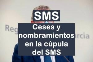 Ceses y nombramientos en la cúpula del SMS