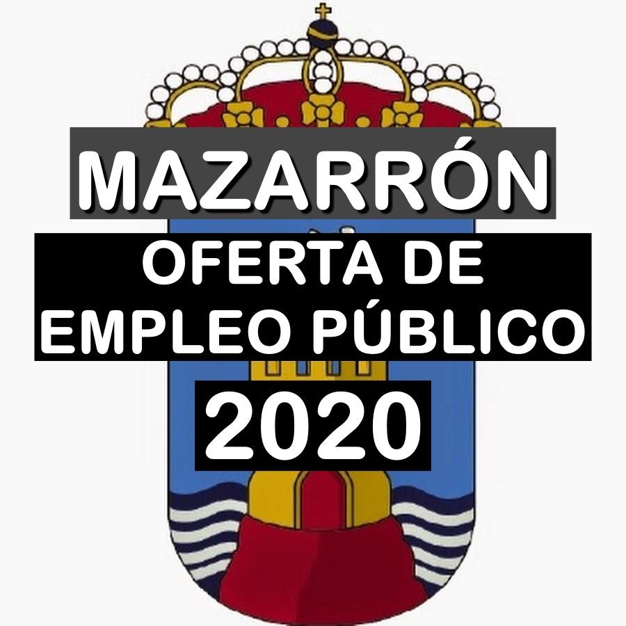 Oferta de empleo público 2020 de Mazarrón