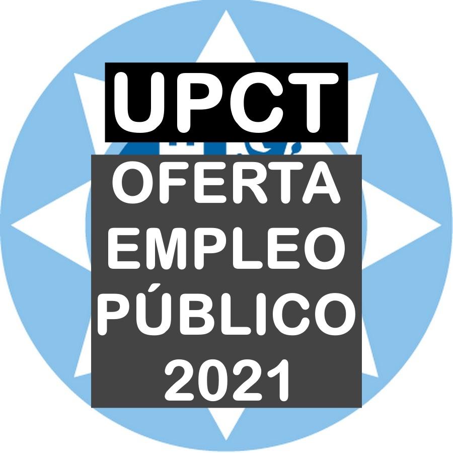 Oferta de Empleo Público de la UPCT 2021