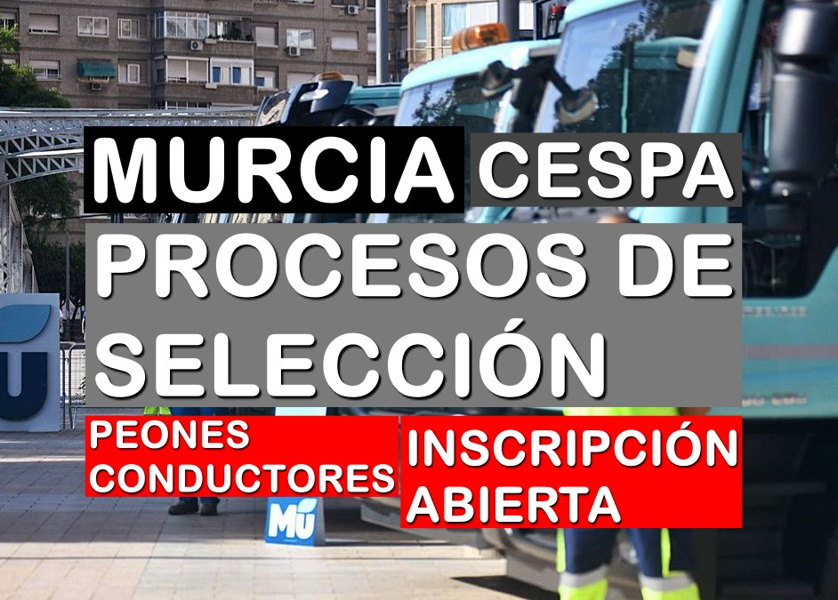 Procesos de selección de personal en CESPA