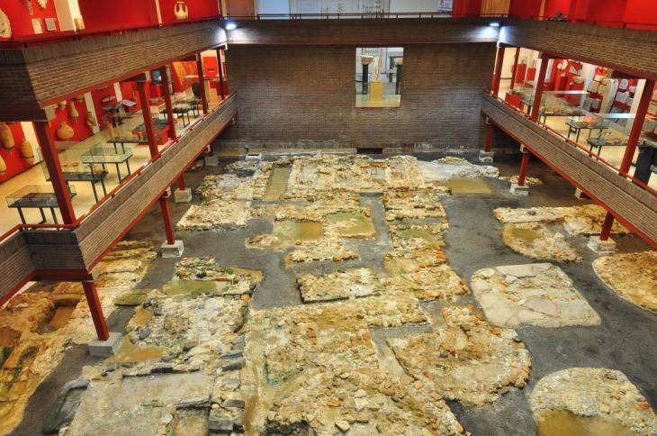 Museo Arqueológico Municipal de Cartagena : Web oficial turismo ...