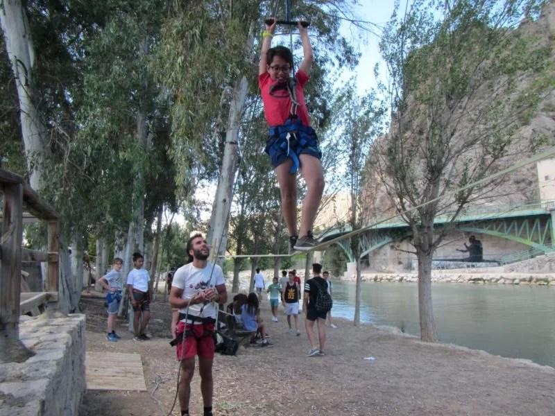 Actividades aventura Murcia