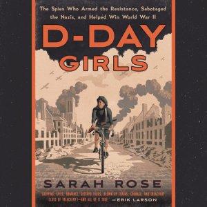 D-Day Girls (Audio)