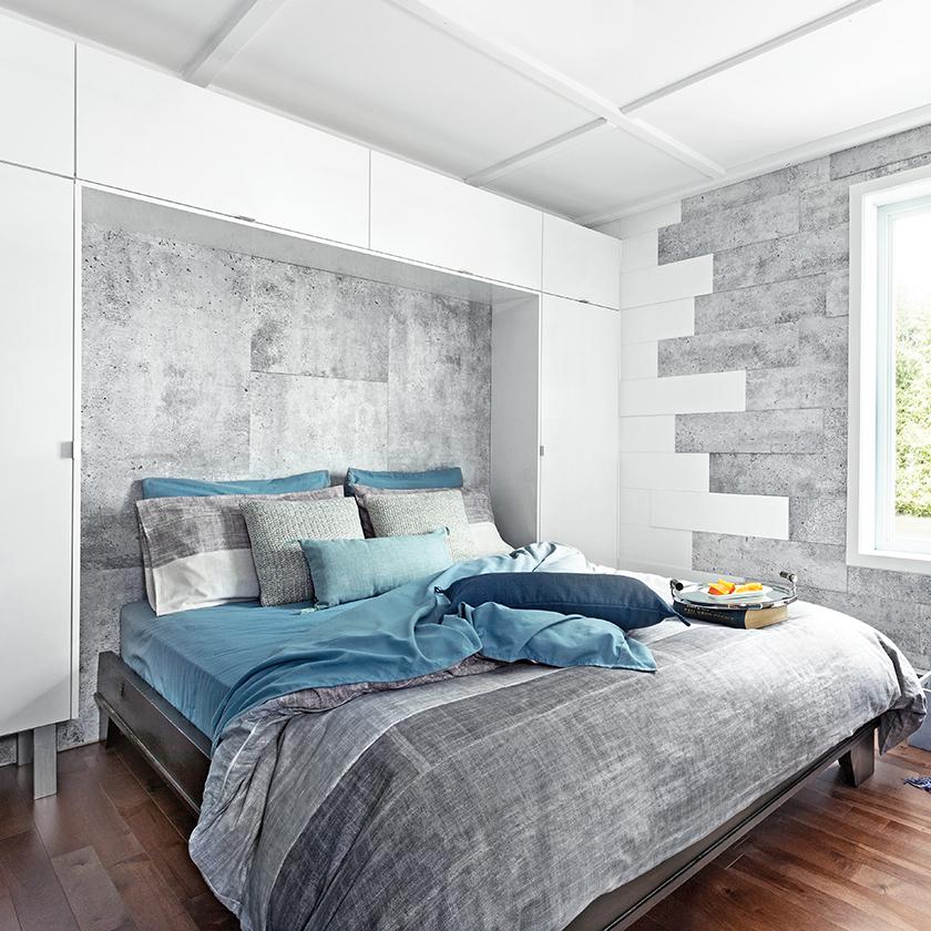 Mur vedette dans la chambre  coucher  Mur Design