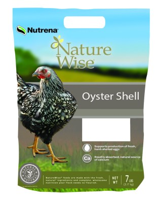 Bag of Nutrena Oyster Shell