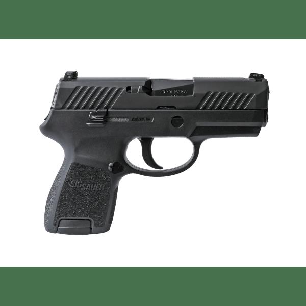 Murdoch's – SIG SAUER - P320 SubCompact 9mm Black Pistol