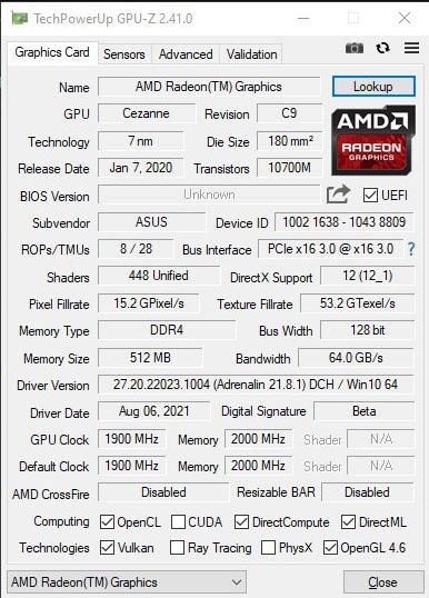 AMD Ryzen 5 5600G Review