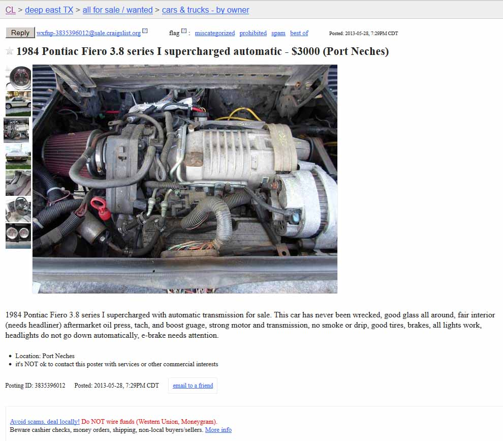 medium resolution of project car hell overpowered fieros edition v8 fiero or supercharged v6 fiero