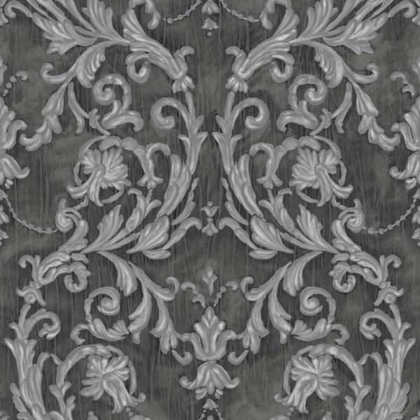 Classic Wallpaper Grecian Scroll J852 - Murivamuriva