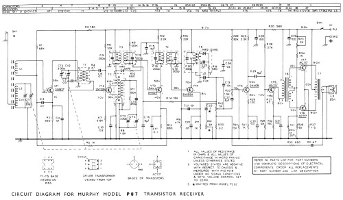 small resolution of  8 transistor portable 366k