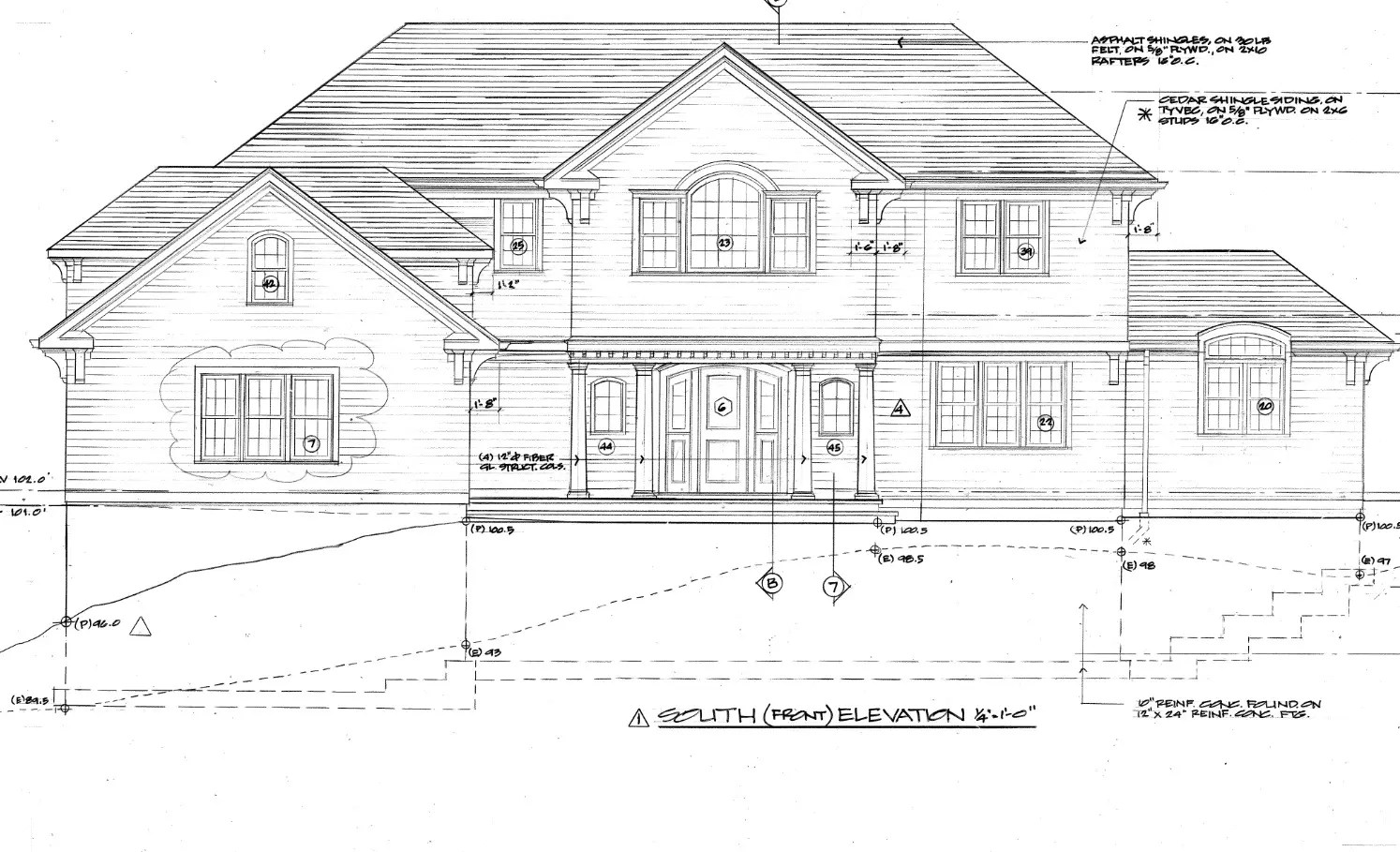 Murphy Brothers Contracting - Briarcliff Colonial 1