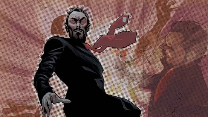 Marvel Studios 'ETERNALS': Who is Druig? - Murphy's Multiverse -