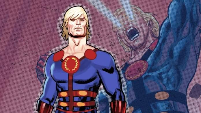 Marvel Studios 'ETERNALS': Who is Ikaris? - Murphy's Multiverse -