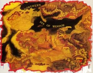 wendor map
