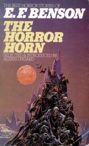 The Horror Horn by E F Benson (Panther 1974)