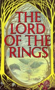 cover to The Lord of the Rings by Pauline Baynes