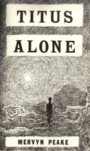 Titus Alone, by Mervyn Peake