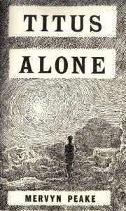 Titus Alone, by Mervyn Peake