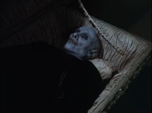 Straker in his coffin - Salem's Lot (1979)