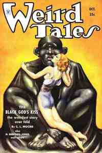 Weird Tales, October 1934