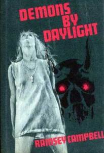Cover to Demons by Daylight (Arkham House)