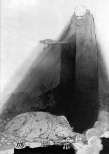 """""""Mung and the Beast of Mung"""", by Sidney Sime"""
