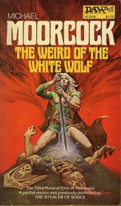 The Weird of the White Wolf, Michael Whelan cover