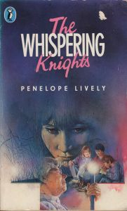 The Whispering Knights by Penelope Lively, cover by Neil Reed