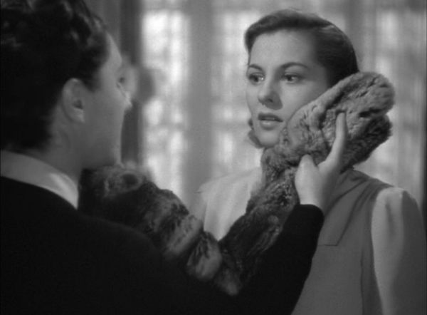 Still from Hitchcock's Rebecca