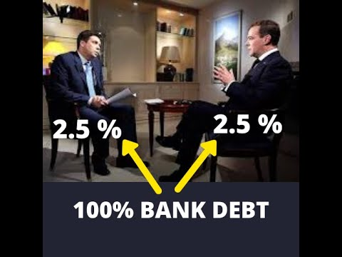 Two men negotiation - bank debt settled