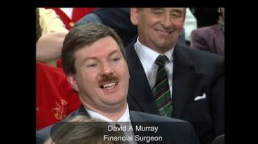 David A Murray in The Late Late Show