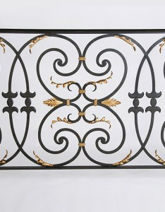 Decorative railing section murray   iron works new products also current production rh murraysiw