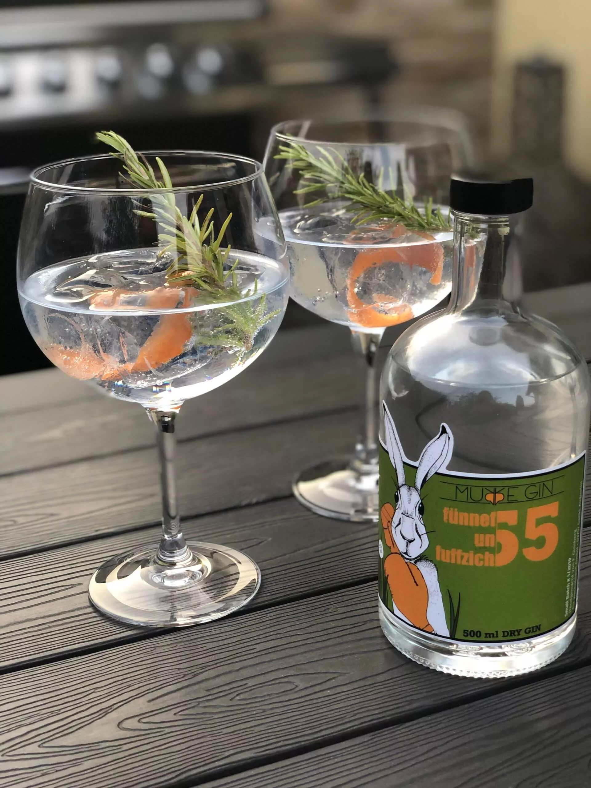 Murre Gin Wingrut - Best German Classic Gin 2020